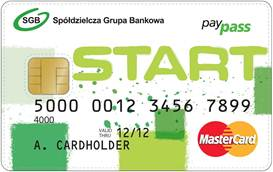 mastercard debit paypass start
